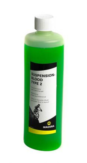 Magura Suspension Blood Gabelöl 500ml